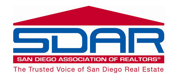San Diego Association of Realtors logo